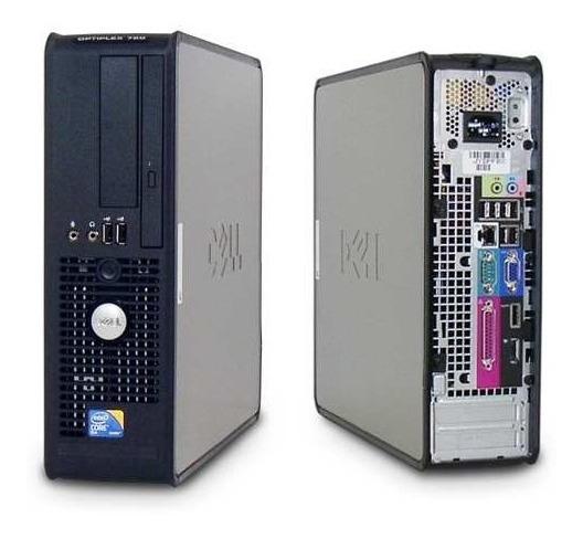 Mini Cpu Dell Optiplex 780 Core 2 Duo Hd 120gb Ssd 4gb Wi-fi
