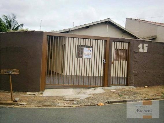 Casa Residencial Para Locação, Jardim Do Bosque, São José Do Rio Preto. - Ca0880