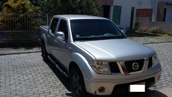 Frontier 2008 2.5 Sel Cab. Dupla 4x4 Aut. 4p