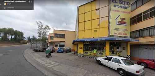 Imagen 1 de 8 de Local Comercial En Renta, Cuautitlán Izcalli, Estado De México