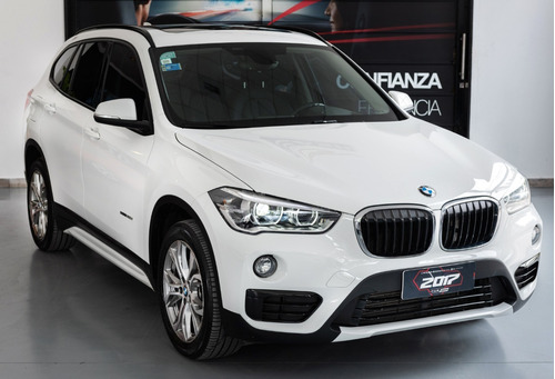 Bmw X1 2.0 Sdrive 20i Sportline 192cv 2017 - Car Cash