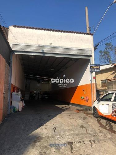 Imagem 1 de 4 de Salão À Venda, 264 M² Por R$ 450.000,00 - Vila Sorocabana - Guarulhos/sp - Sl0004