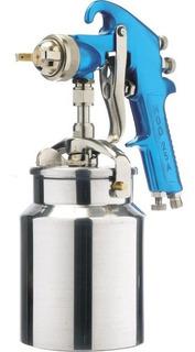 Pistola De Pintura Profissional Arprex 1.8 Modelo 25a Sucção