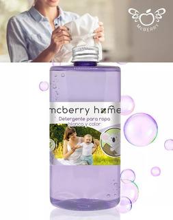 Detergente Para Ropa Blanca Y De Color
