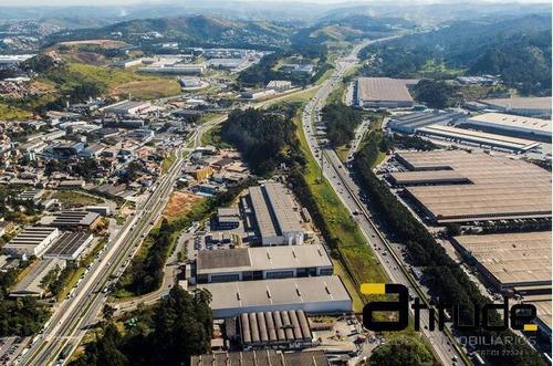 Imagem 1 de 15 de Galpão Logistico De 1.942,49 M² Dentro De Condomínio Em Jandira - Sp - 5030