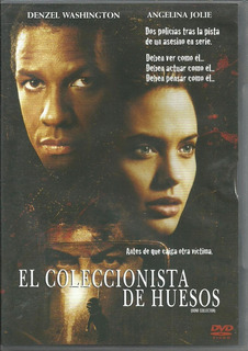 El Coleccionista De Huesos-bone Collector Dvd Orig.exc.est