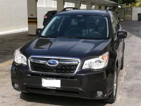 Subaru Forester 2.5 Xsl Cvt 2014 Negra