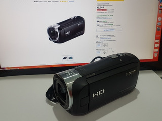 Videocamara Sony Full Hd 60fps Hdmi 9.2 Mgpxeles