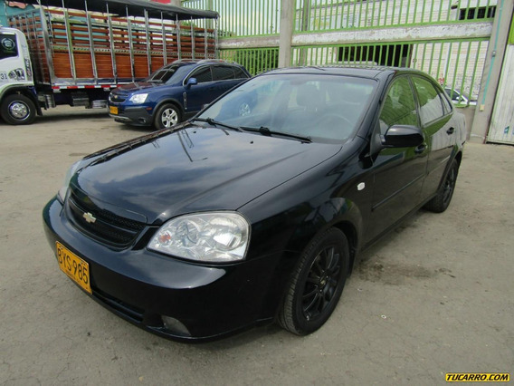 Chevrolet Optra Limited 1800 Mt Aa Abs
