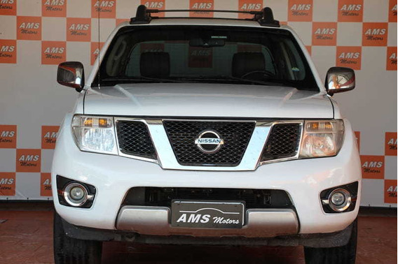 Nissan Frontier Sl 4x4 Automatica