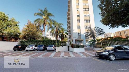 Imagem 1 de 30 de Apartamento Com 3 Dormitórios À Venda, 134 M² Por R$ 600.000,00 - Vila Ema - São José Dos Campos/sp - Ap0788