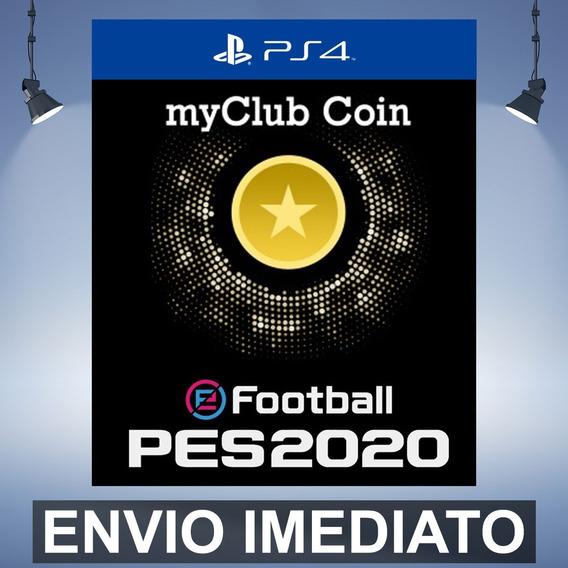 Pes 2020 3000 Myclub Coins Ps4 Codigo 12 Digitos