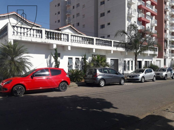Salão Para Alugar, 150 M² Por R$ 1.800/mês - Jardim Santa Helena - Bragança Paulista/sp - Sl0006