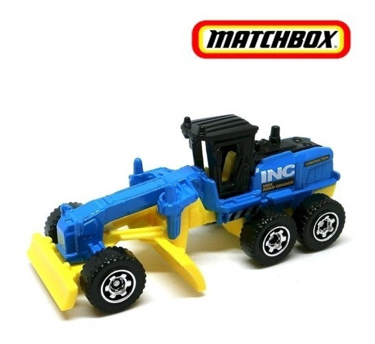 Ground Grinder Construction- Esc 1/64 Aprox Matchbox