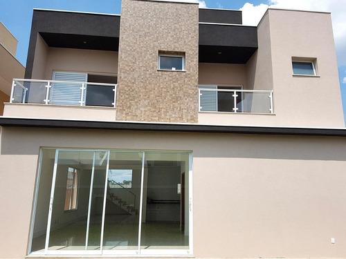 Casa Com 4 Dormitórios À Venda, 200 M² Por R$ 890.000,00 - Condomínio Gran Ville São Venâncio - Itupeva/sp - Ca0243