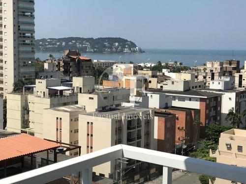 Apartamento Com 3 Dormitórios À Venda, 136 M² - Enseada - Guarujá/sp - Ap10365