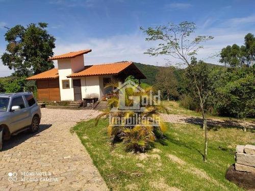 Sitio Com 21.000m² Com Casa, Inda Vista Das Montanhas E Pôr Do Sol, Pomar Produzindo Na Cidade De Morungaba-sp Por R$ 1.100.000 - Si0093