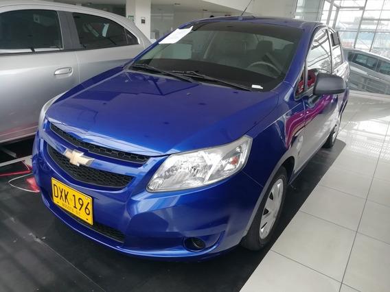Chevrolet Sail Ls Aa Mt Financiación Hasta El 100%