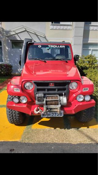 Troller T-4 T4 3.0 Capota Rigi