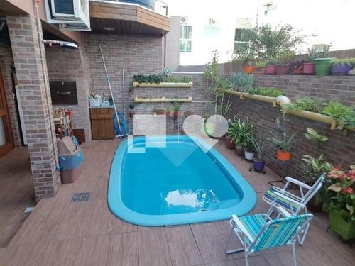 Linda Casa 3 Dormitórios Com Suíte, Em Condomínio À Venda, Hípica, Porto Alegre. - 28-im430768