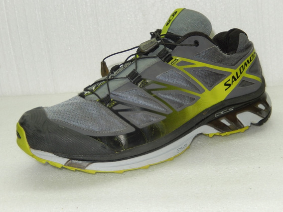 Zapatillas Salomon Xt Wings3 Us13- Arg46.5 Impecab All Shoes