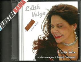 Cd Edith Veiga Canta Fados (homenagem A Amália Rodrigues