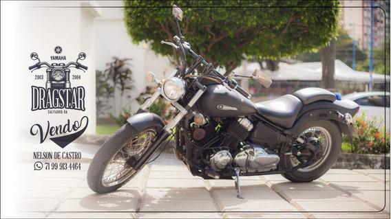 Yamaha Drag Star Xvs 650 | Dragstar 650 | Moto Custom