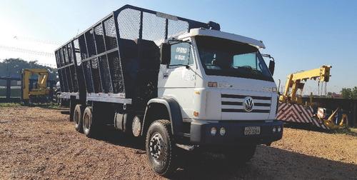 Imagem 1 de 6 de Caminhão Transbordo Vw 26260-10/10 - Impl. Usicamp - 2843