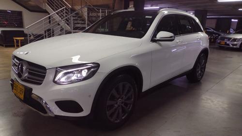 Mercedes Benz Glc 4matic 2.0 Mt Mod 2018