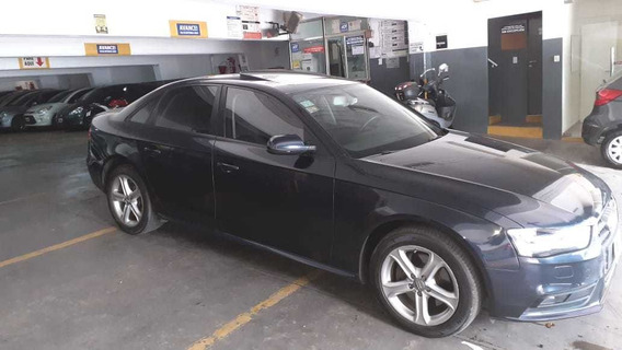 Audi A4 2013 2.0 T Ambition Tfsi 211cv Cuero Manual Prim Man