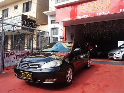 Toyota - Corolla 1.8 Xei - 2003 - Aceito Troca - Financio