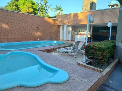 Imagem 1 de 6 de Apartamento Com 2 Dormitórios À Venda, 62 M² Por R$ 240.000 - Flores - Manaus/am - Ap3186