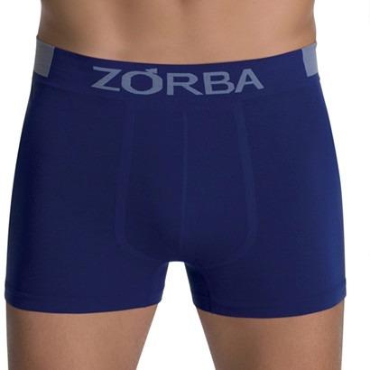 Kit C/ 3 Cuecas Zorba Boxer 0836