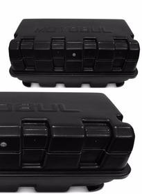Bagageiro Motobul Pick Up Box 140 Litros Caixa Acoplável
