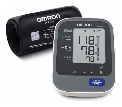 Medidor de pressão arterial digital de braçoOmron HEM-7320