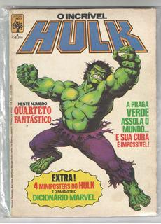 O Incrível Hulk Nº 3 (959)