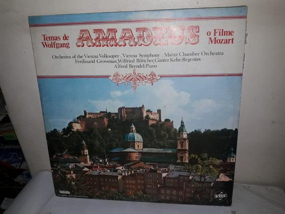 Lp Wolfgang Amadeus Mozart O Filme 1985 Ne