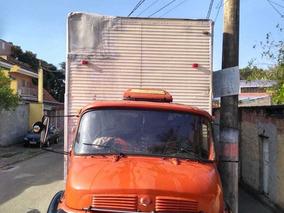 Mercedes Benz 1113 Ano 77 Bau Truck
