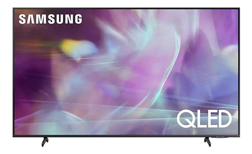 Imagen 1 de 10 de Televisor Samsung Qled 55  4k Uhd Smart Tv 55q60aak 2021