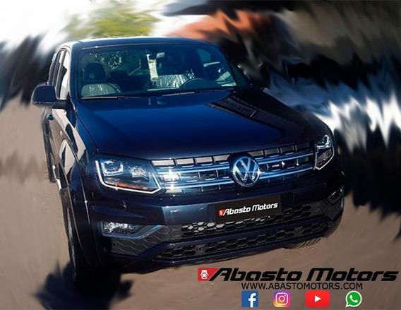 Volkswagen Amarok V6 Highline 0km 2020 At 4x4 Entrego Hoy Xx