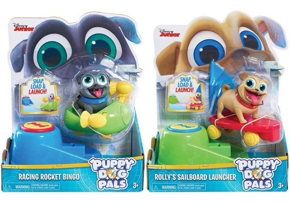 Pack Puppy Dog Pals On The Go