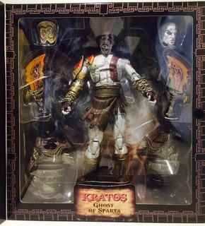 --- Kratos Ultimate Neca God Of War Ultimate Ps4 ---