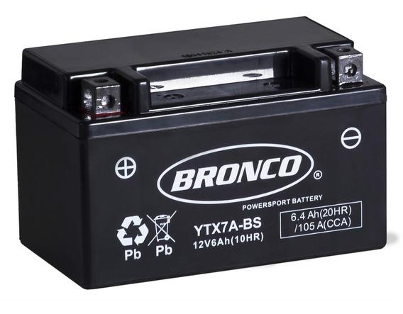 Bateria Bronco Ytx7a-bs