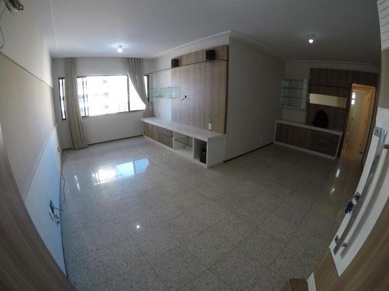 Apartamento Em Cocó, Fortaleza/ce De 116m² 3 Quartos Para Locação R$ 1.000,00/mes - Ap335137