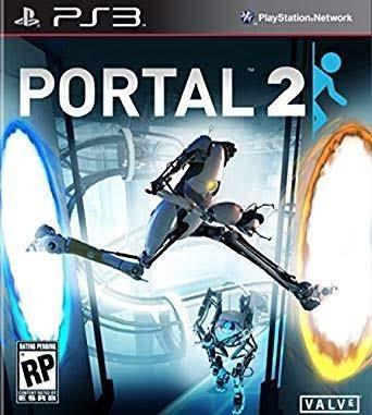 Jogo De Ps3 Portal 2 Em Mídia Digital