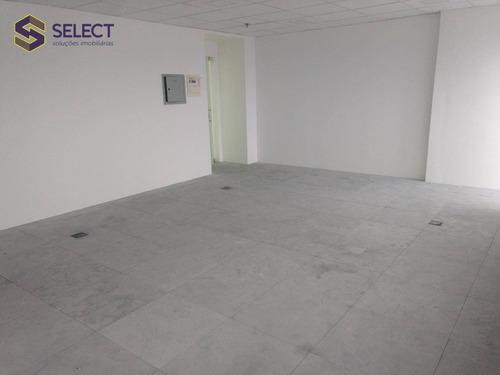 Sala Para Alugar, 40 M² Por R$ 1.350,00/mês - Jardim Do Mar - São Bernardo Do Campo/sp - Sa0032