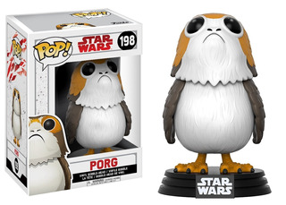 Funko Pop Star Wars: The Last Jedi Porg #198