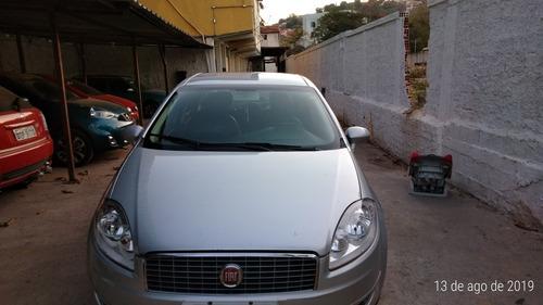 Fiat Linea 2009/2010 Absolute Dualogic Flex