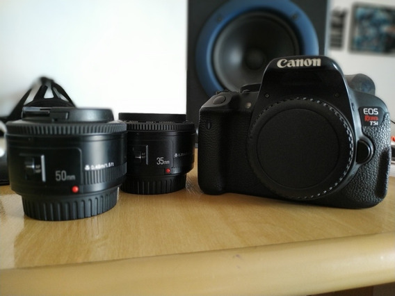 Canon T5i C 50mm E 35mm Yongnuo