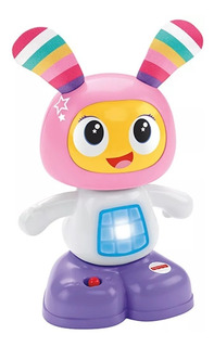 Fisher Price Mini Bel Bot Musical Luces Juguete
